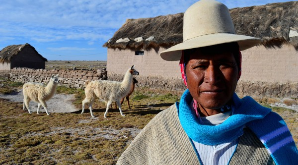 Chipaya: memories of water and wind. Towards new forms of community resilience