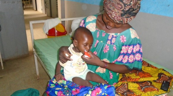 Management of severe acute malnutrition