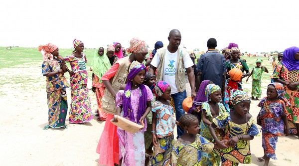 Psyco-social support in Niger and DRC