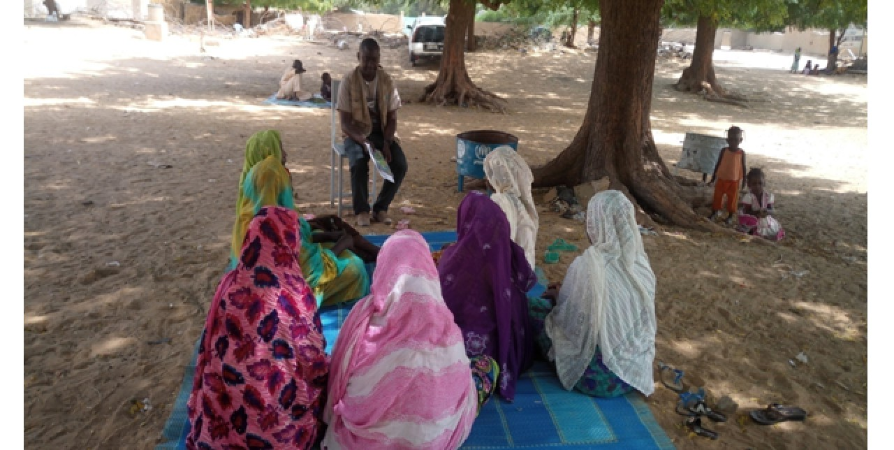 Niger: Educating girls through their mothers