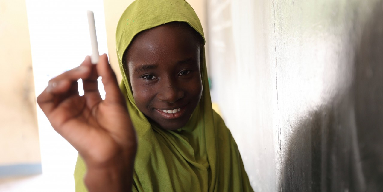 Niger's commitment in supporting female schooling