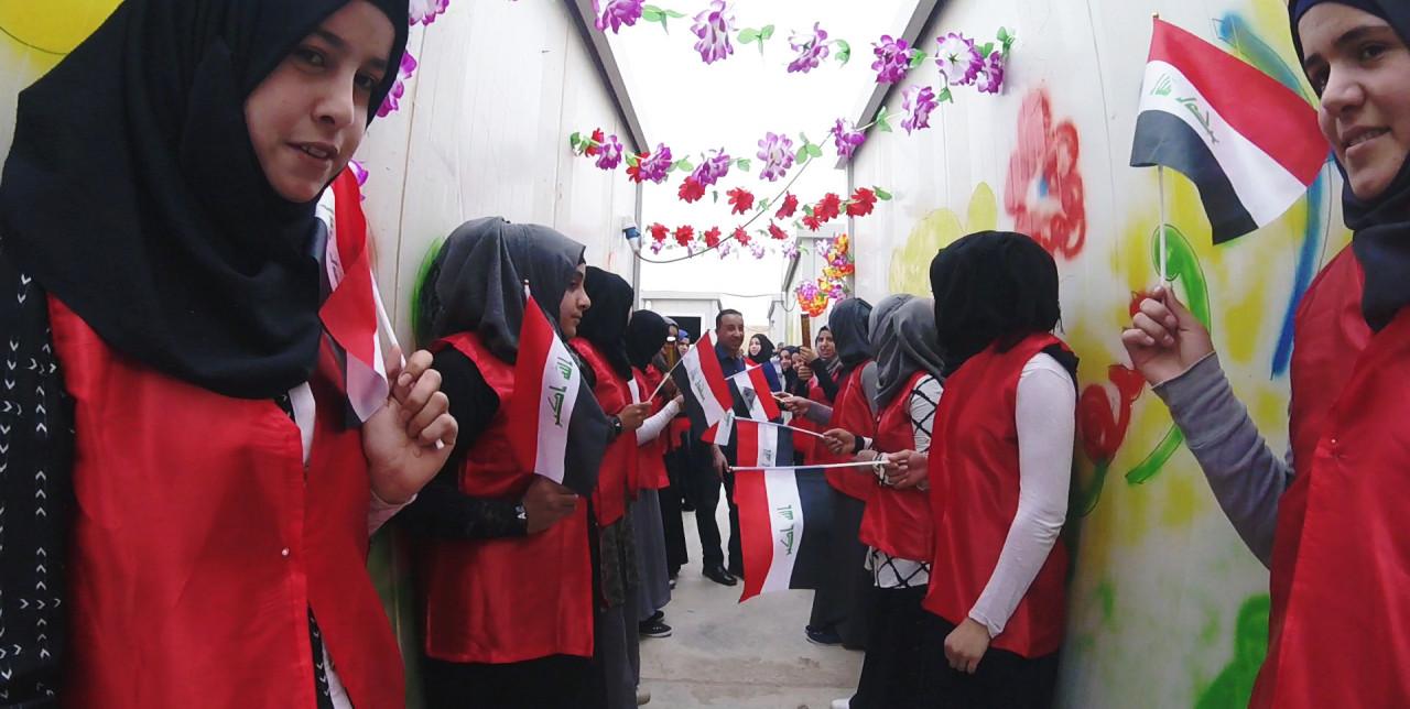 Iraq: teatro ed educazione