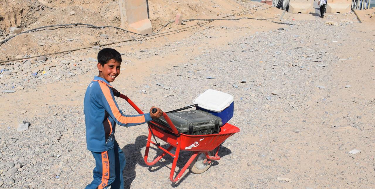 Pensieri e immagini da Mosul