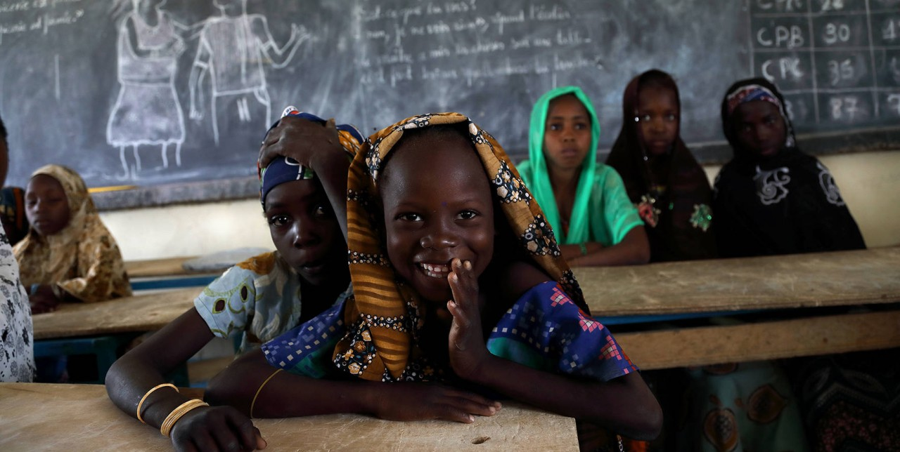 Niger: art, education and rights