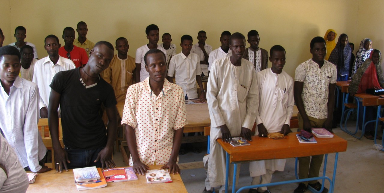 Niger: professional training for everyone