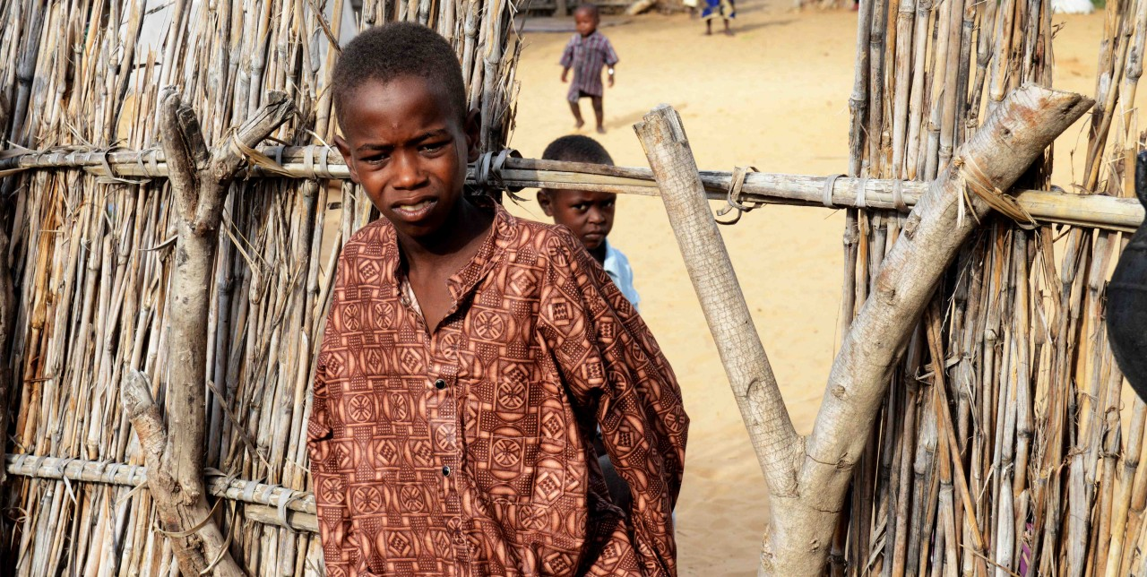 My week spent in a limbo-city with Boko Haram refugees
