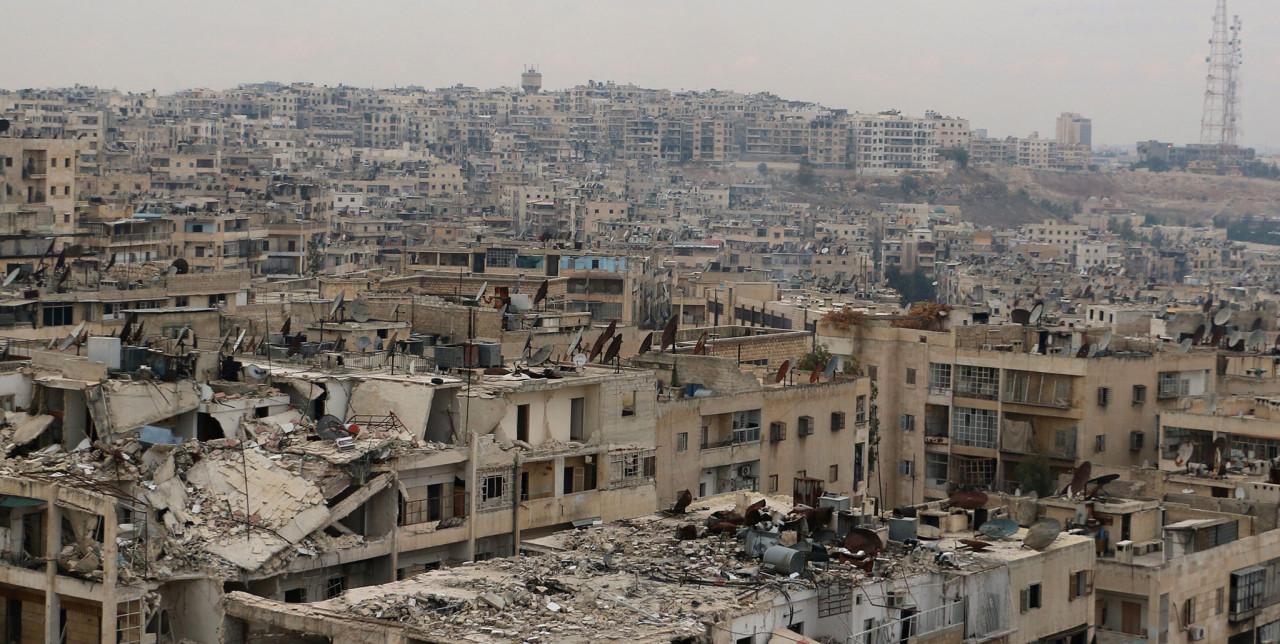 Aleppo, Siria: per sostenere la ripresa, COOPI punta sui centri comunitari