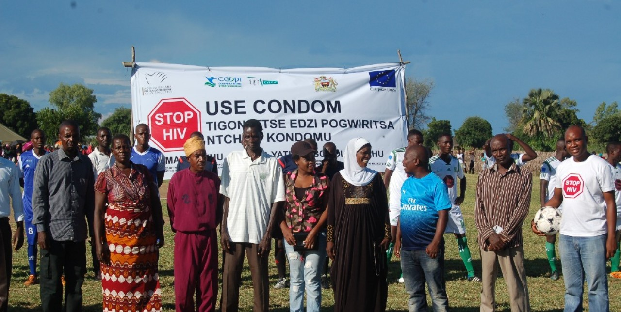 Malawi: awareness event pulls crowds to test for HIV and Aids