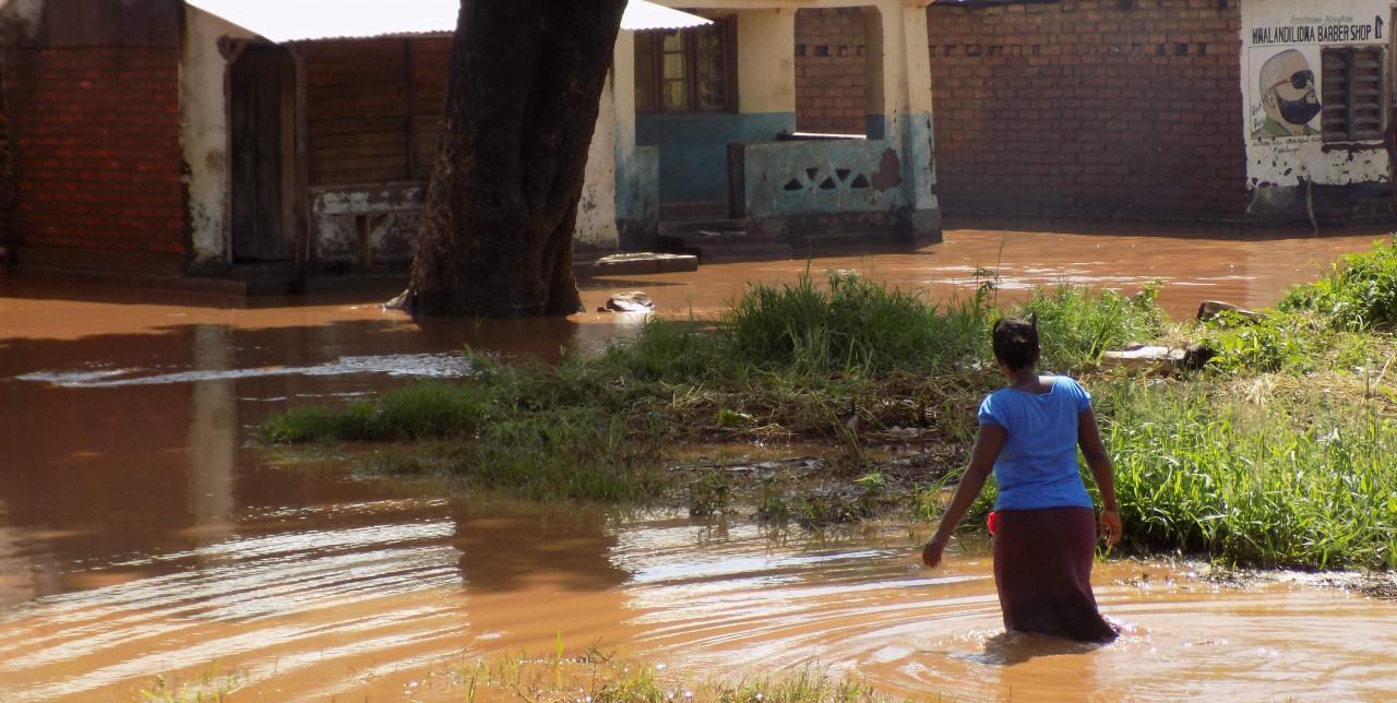 Malawi: prepararsi per affrontare le inondazioni