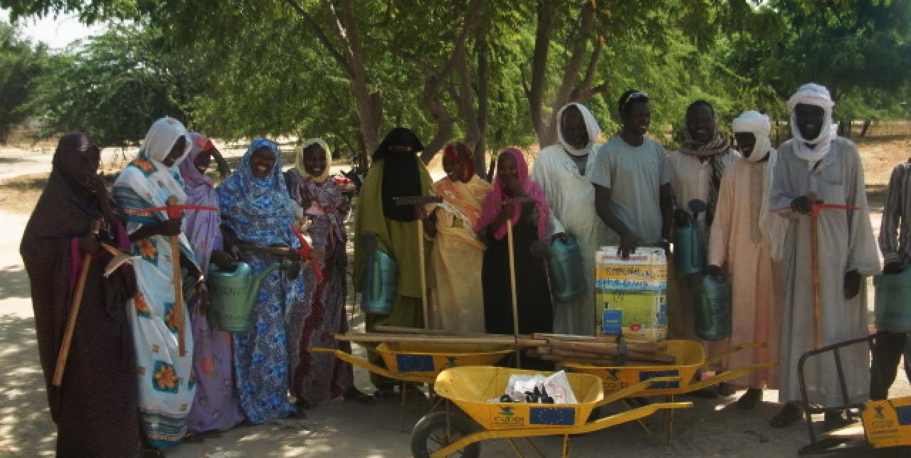 La lotta alla malnutrizione in Ciad si combatte a fianco della comunità