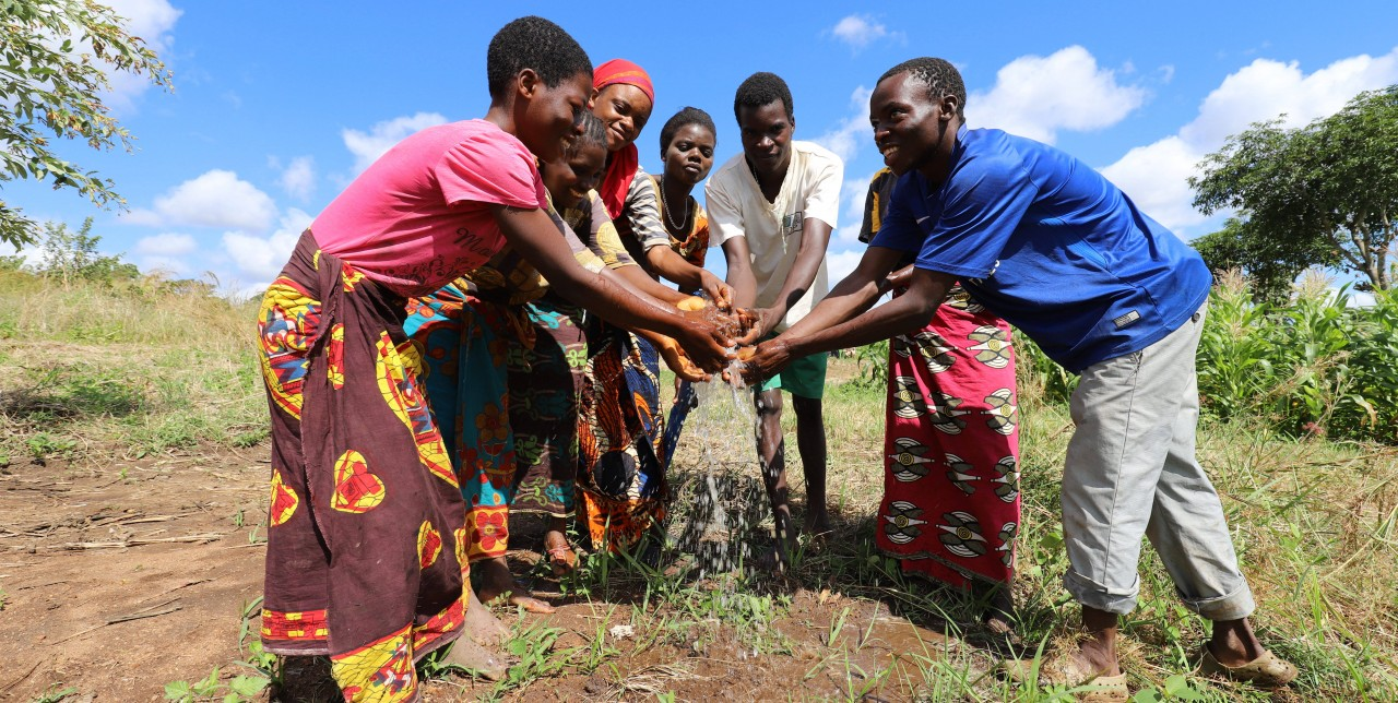 Malawi: solar-powered pumps to foster agriculture