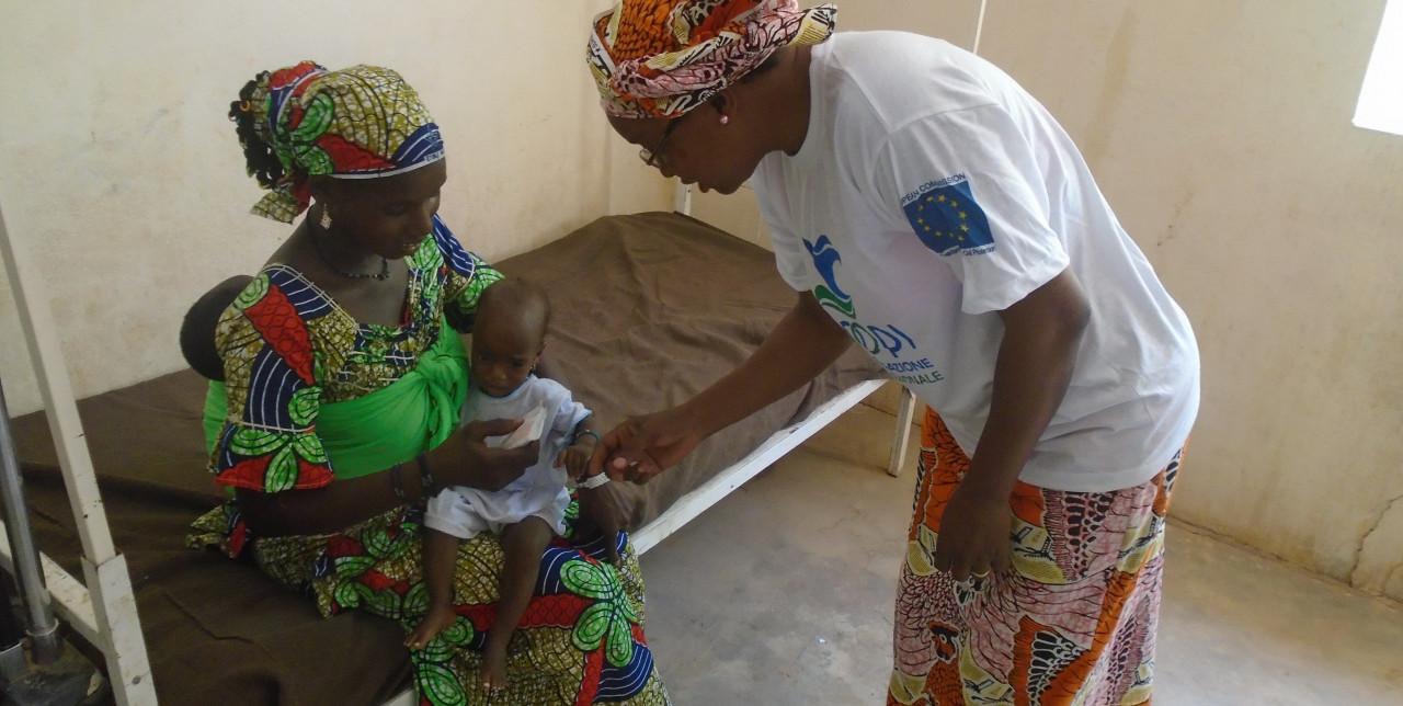 Mali: 26,000 children cured from malnutrition
