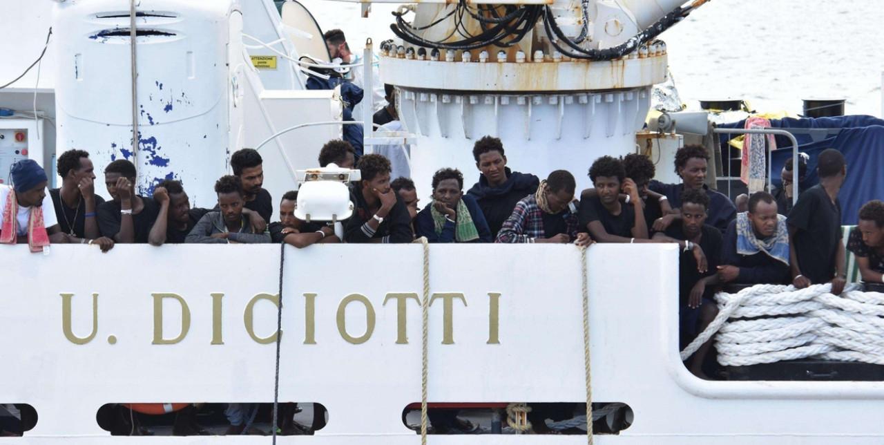 Diciotti, la posizione delle ONG italiane