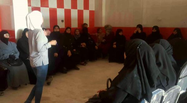 Assistenza umanitaria nei centri comunitari alla popolazione di Aleppo Est