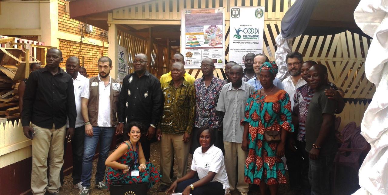 RCA : l'apertura del secondo negozio-ristorante a Bangui
