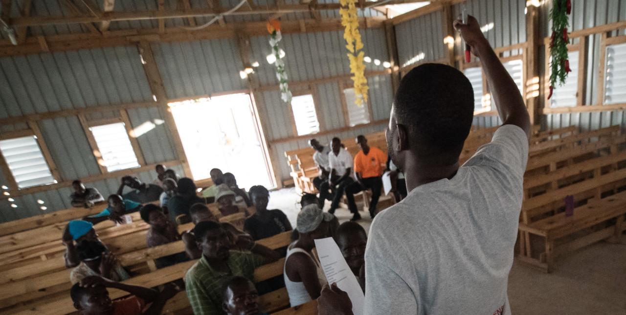 Haiti: prevenire la siccità per rispondere all'insicurezza alimentare