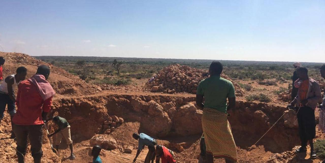Somalia: mobilitare le comunità contro la carestia