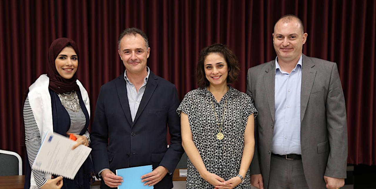 Rafforzare l'imprenditorialità innovativa a Gerusalemme Est
