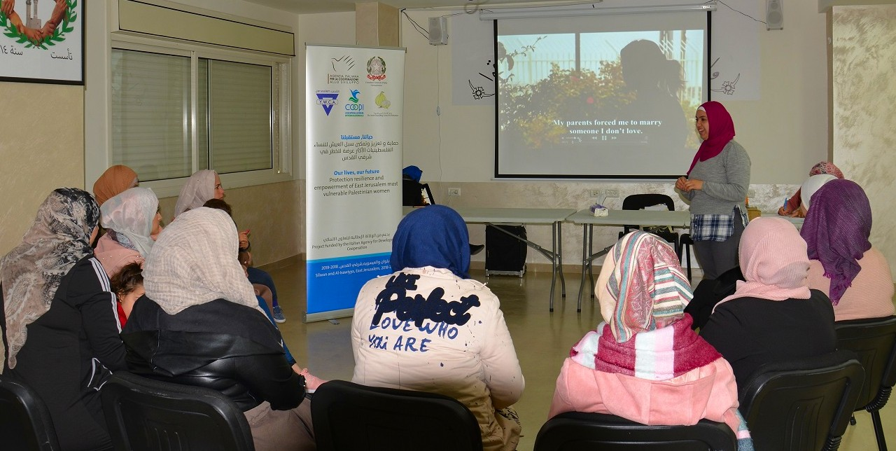 East Jerusalem: Open Days on gender issues and professional opportunities