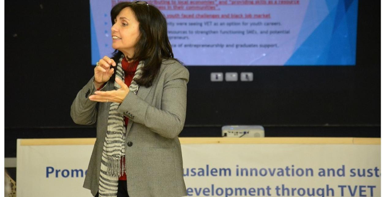 Gerusalemme Est: presentati 2 nuovi studi sul mercato del lavoro
