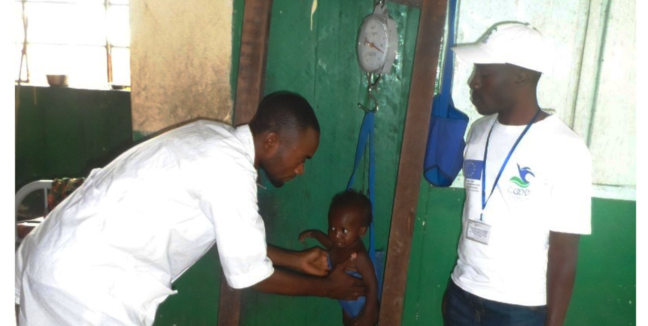 94% of malnourished children healed in North Kivu and Central Kasai