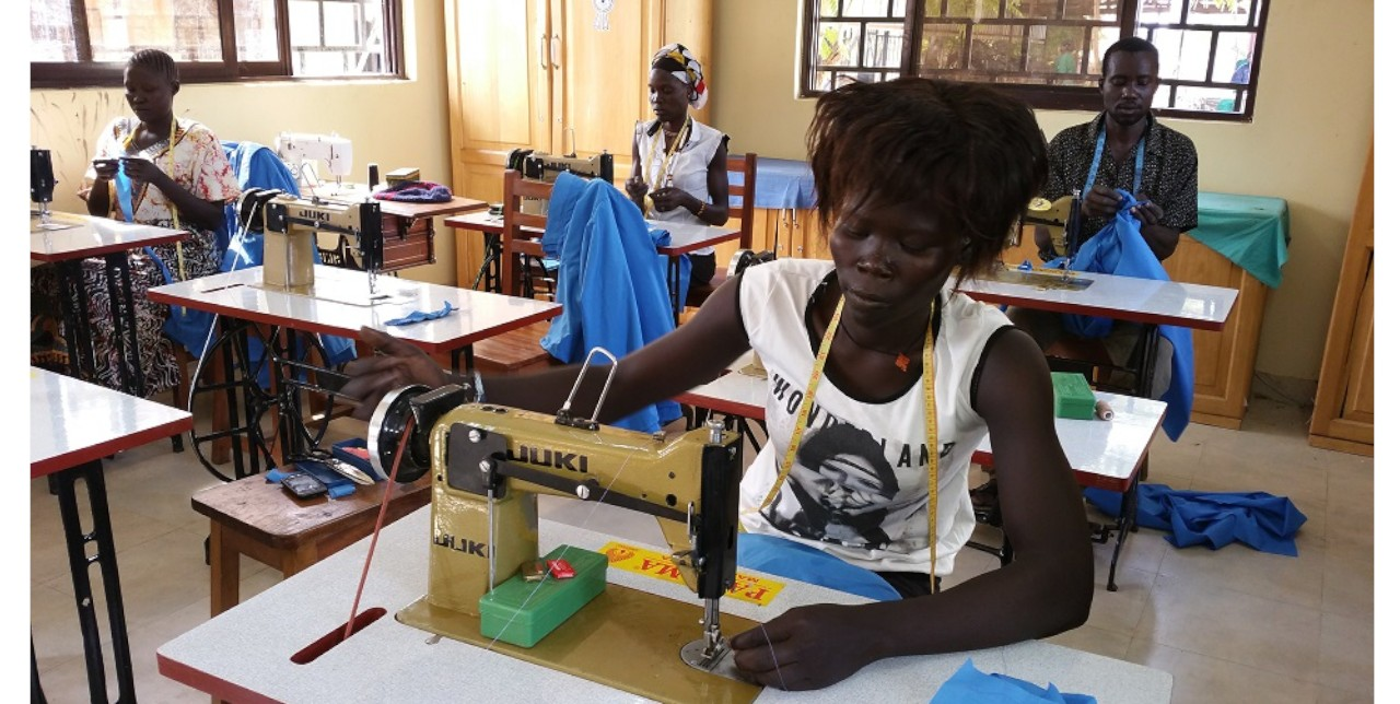 North Darfur: vocational training and internships for students