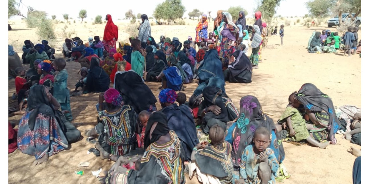 Niger, Tillabery : cliniche mobili per curare la malnutrizione nei campi IDP