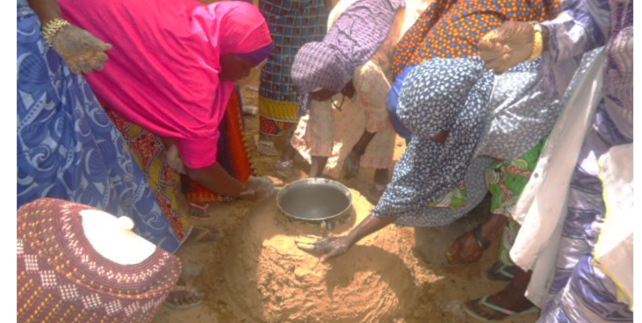 Niger: improved cooking stoves to support women and the environment