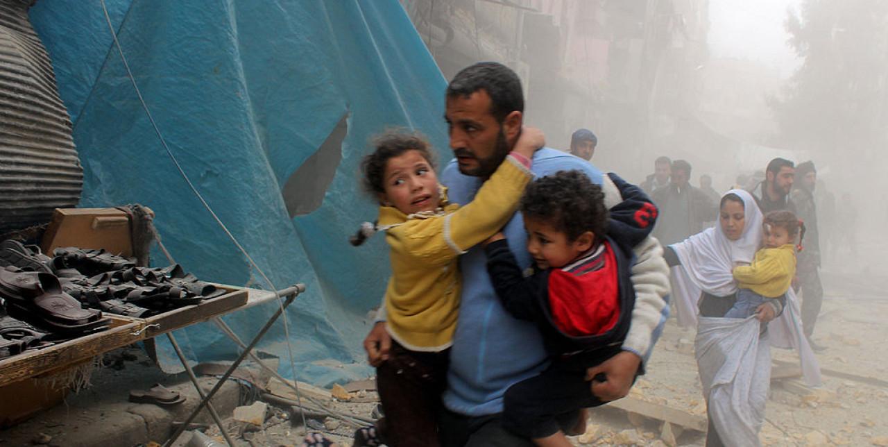 Emergenza fame in Siria: aiutaci a combatterla!