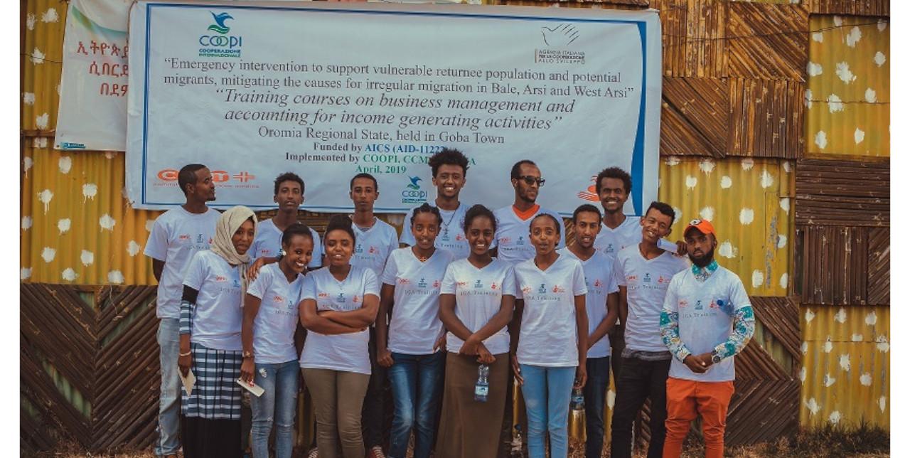 Etiopia: Formazione al lavoro per 100 giovani