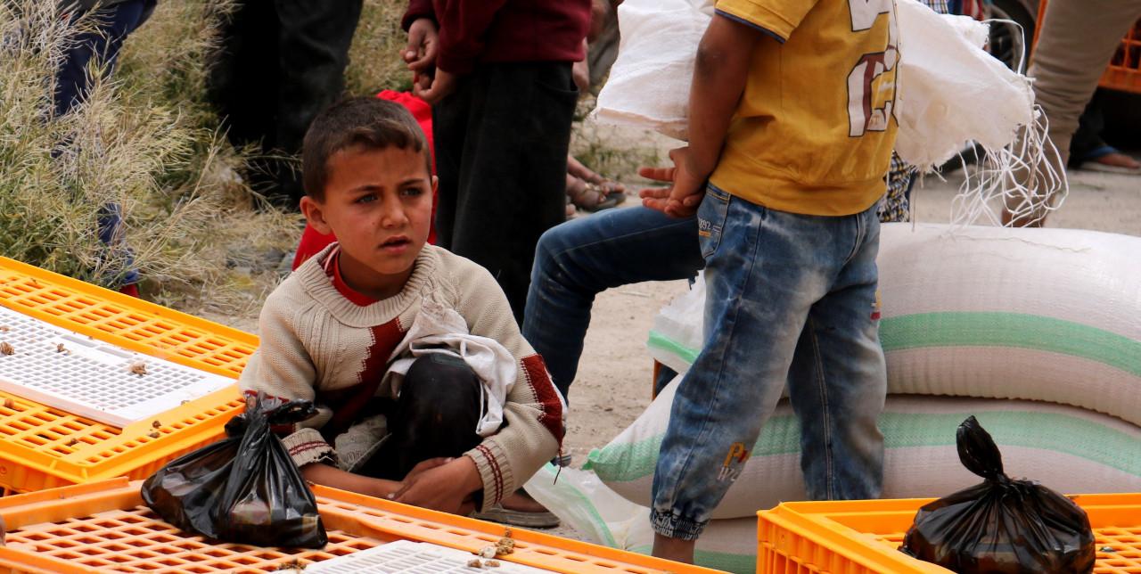 Emergenza Siria: aiutaci a combatterla!