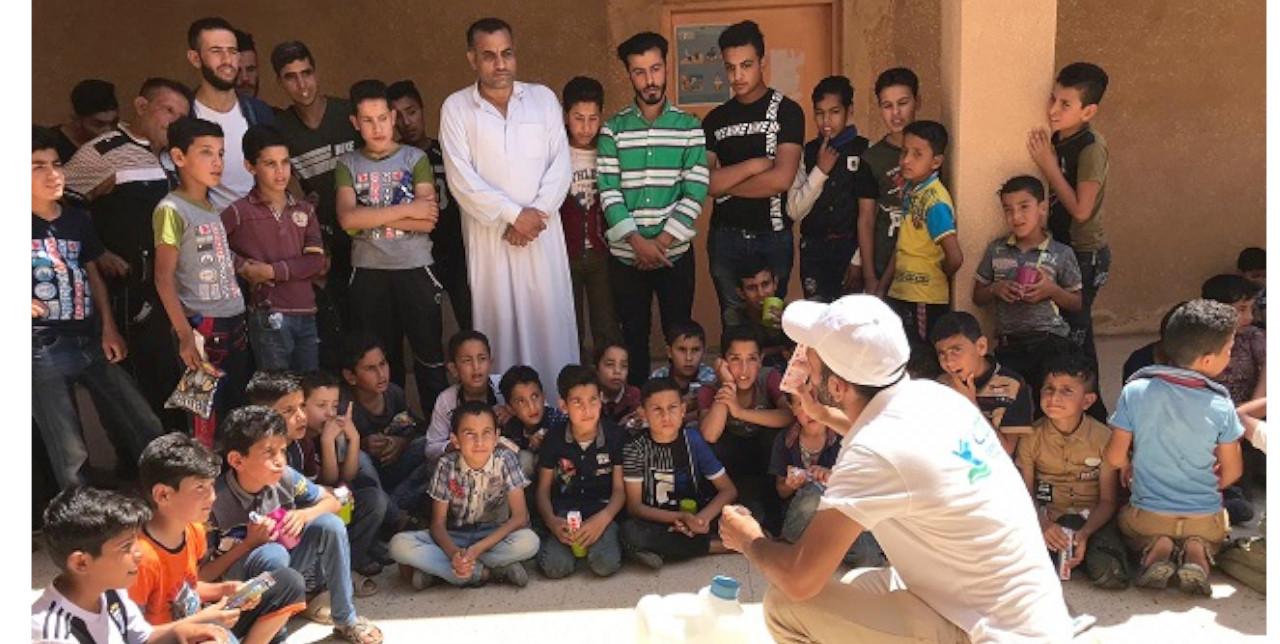 Iraq: ripristinata l'acqua pulita per 10 000 abitanti
