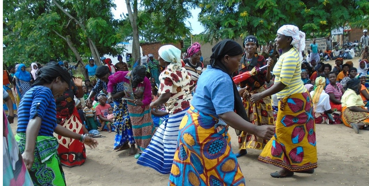 Malawi, Lucy Lupale: Now we know our rights