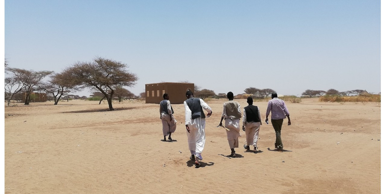 Sudan: We have barely enough water to survive