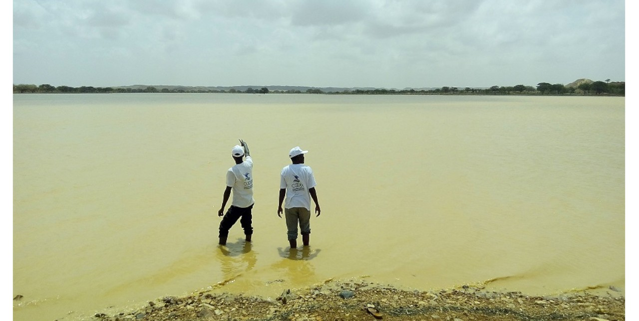 North Darfur: new dams to counter the effects of El Niño