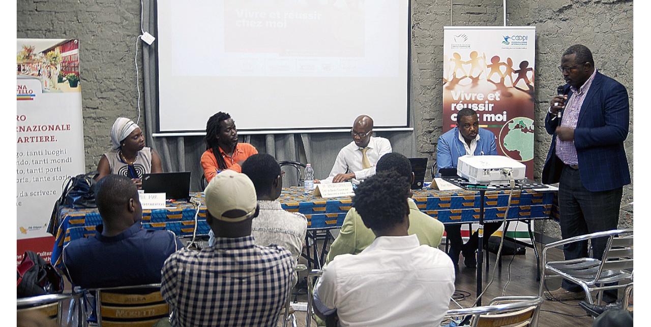 Senegal. A new network of entrepreneurs in the diaspora