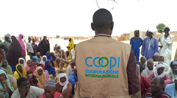 Intervento di emergenza e protezione alla popolazione colpita dai conflitti