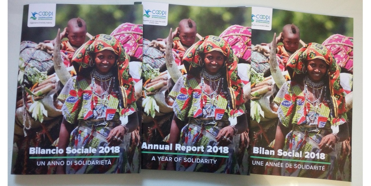 COOPI Annual Report 2018 launched
