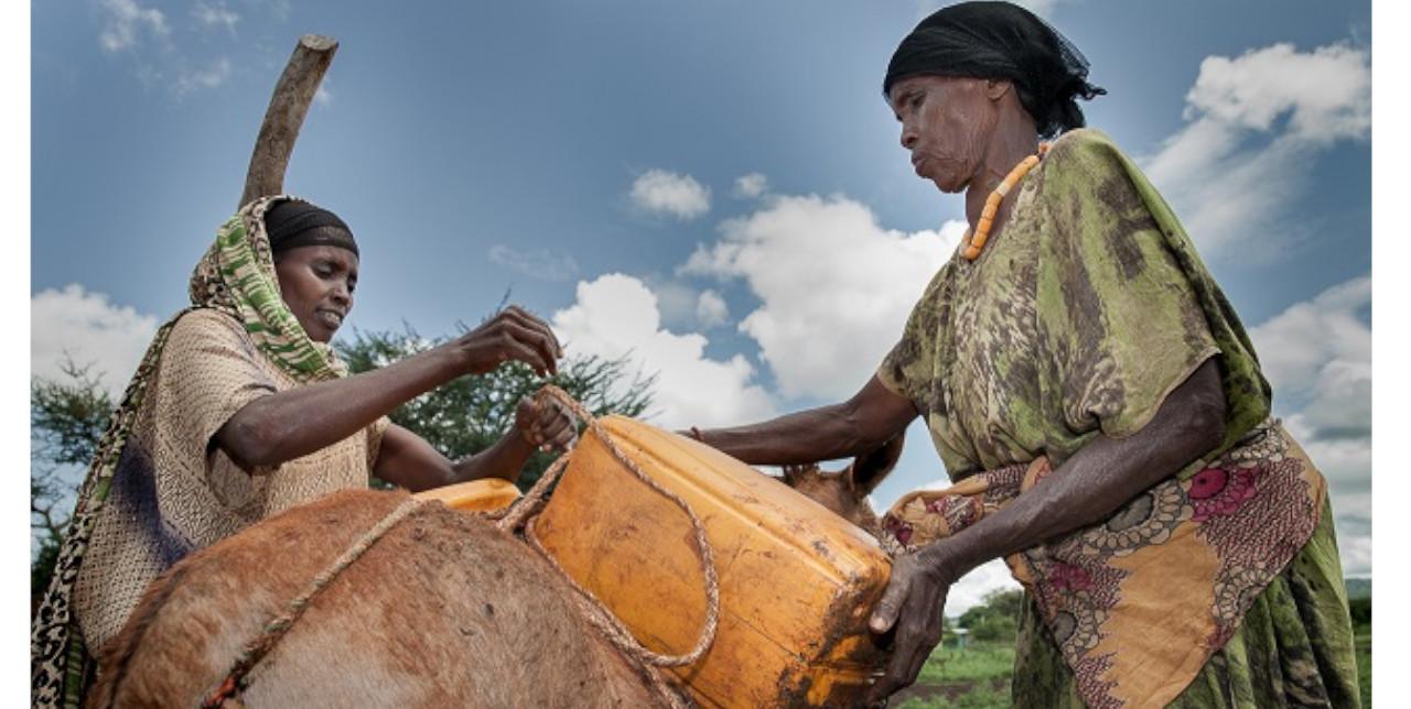 Uniamo le forze per riabilitare la sorgente di Adu Kebele