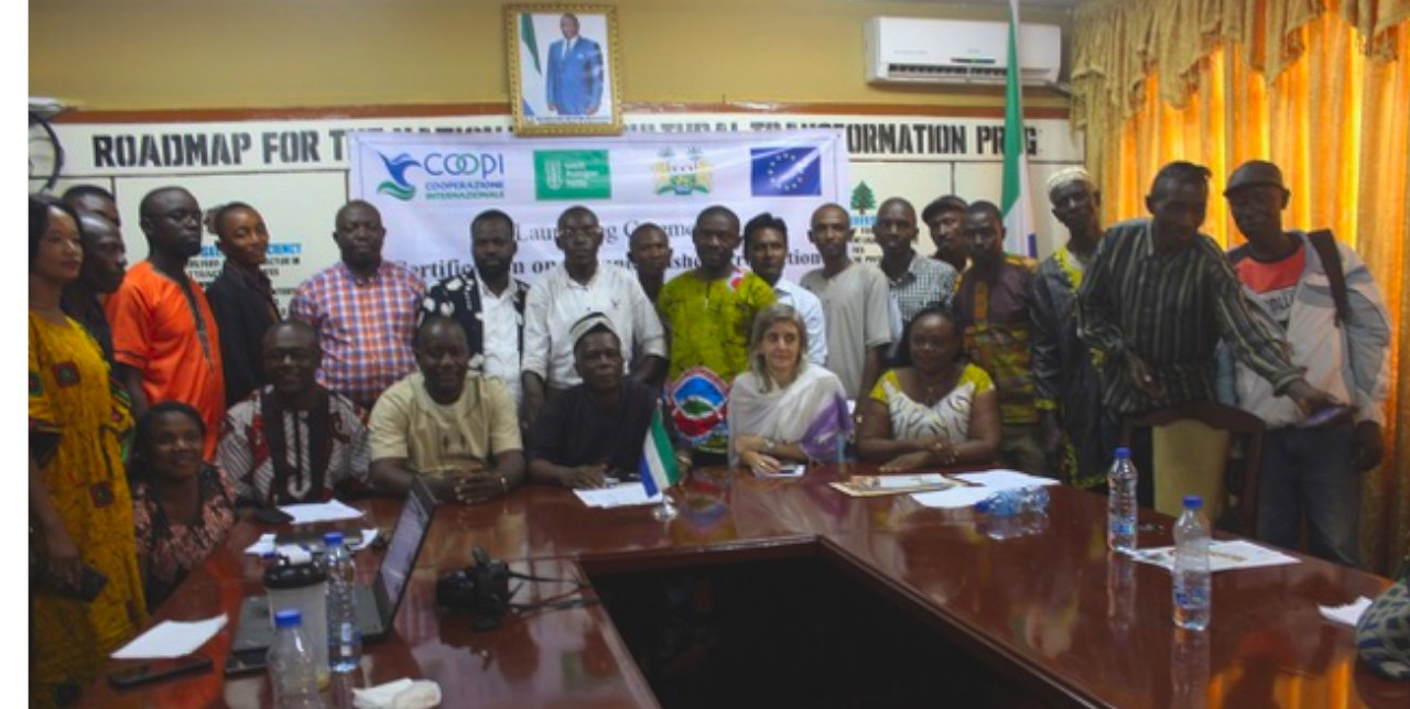 Sierra Leone: al via la prima esportazione di anacardi biologici