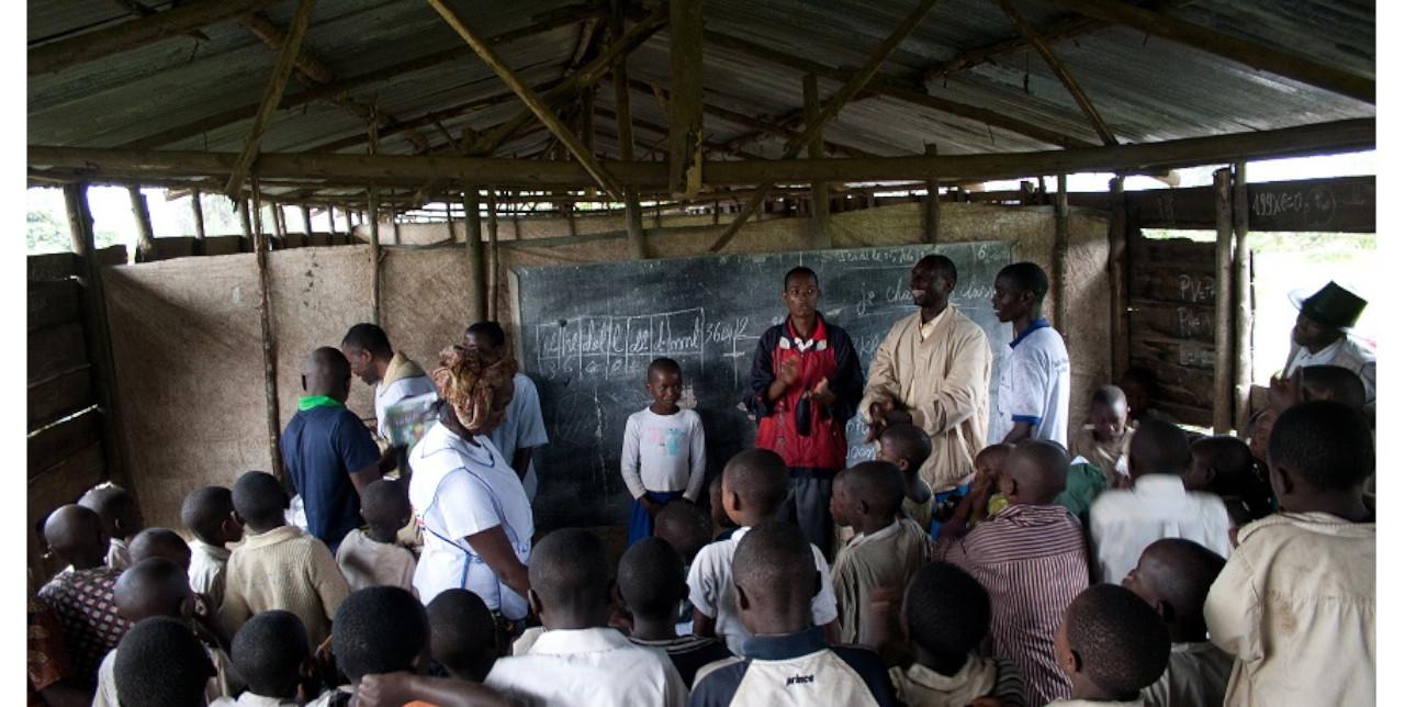 Upper Katanga. Support for the reintegration of vulnerable children