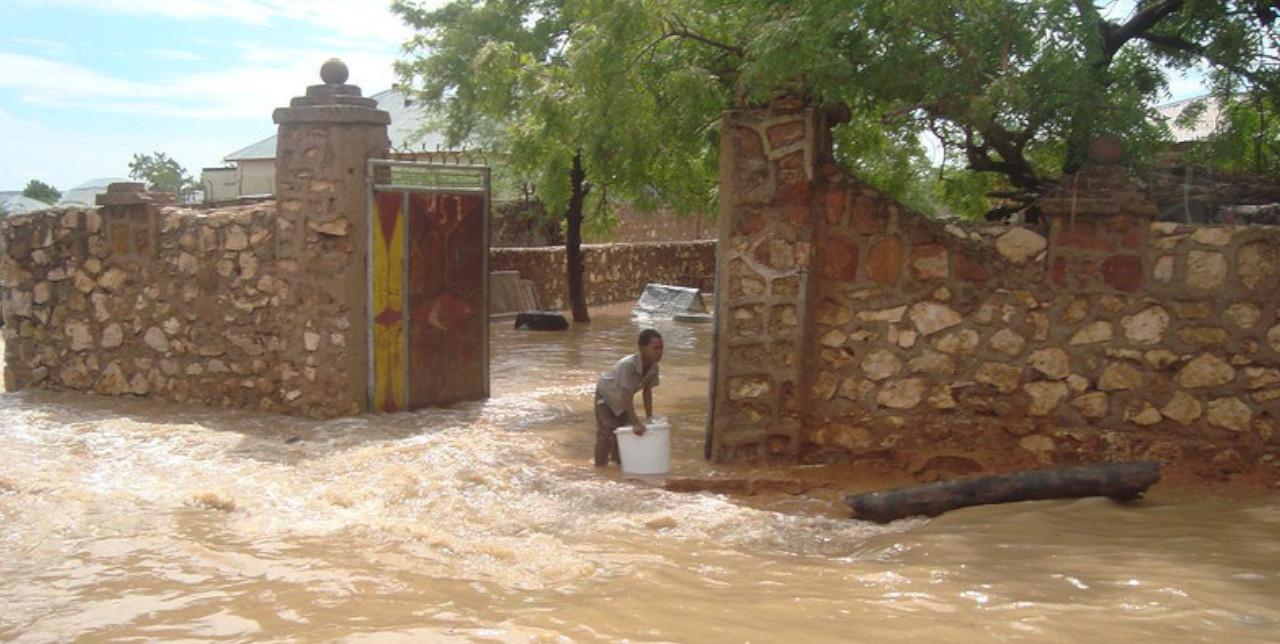 Missione a Berdale, la città somala sommersa dall'acqua