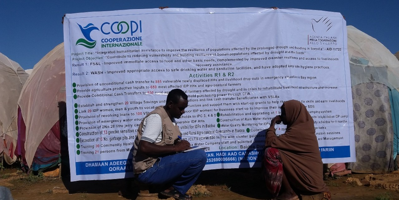 Maryan - COOPI helped me gaining my dignity back