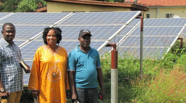 Energie rinnovabili e sviluppo sociale in Sierra Leone