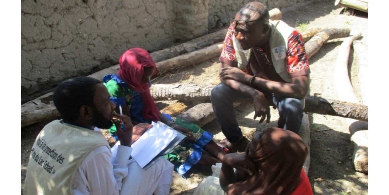 Chad. Action plans to protect children from violence