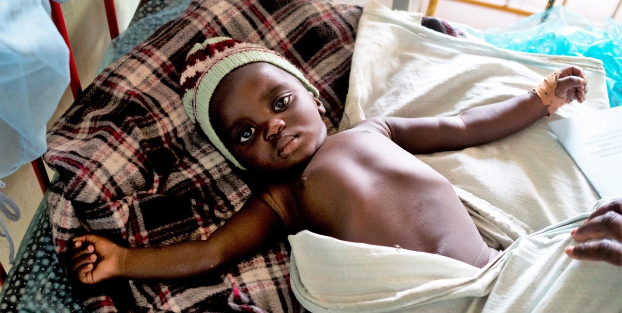 Urgente: salviamo Maiva dalla malnutrizione