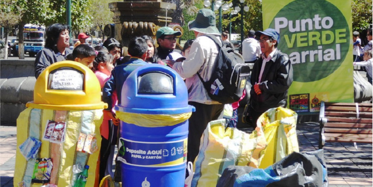Bolivia. Waste enhancement for sustainable development.