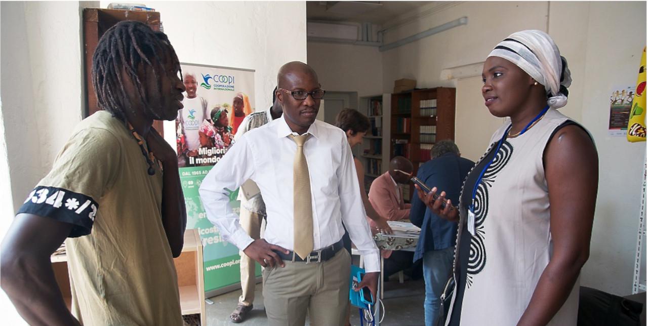 Senegal. Migration as a socio-economic development factor in the country of origin.