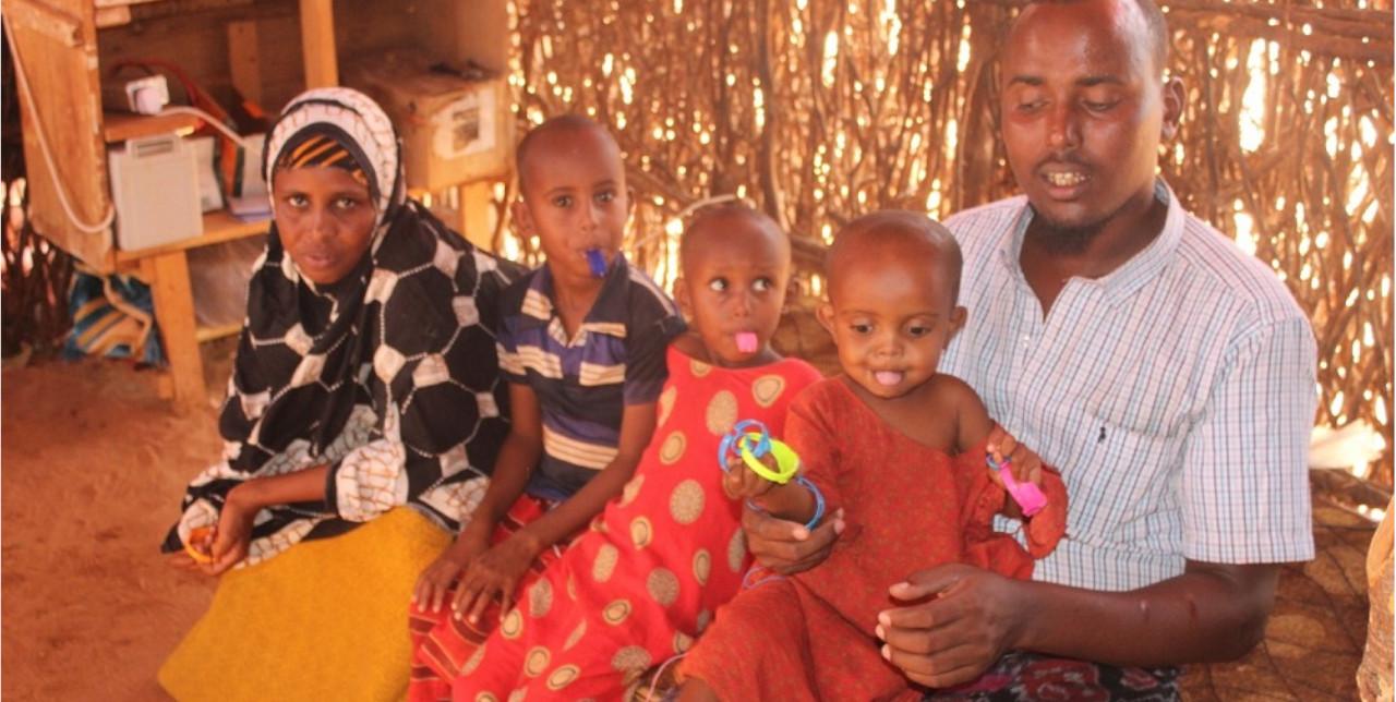 Somalia. Rafforzare la resilienza delle famiglie agro-pastorali.