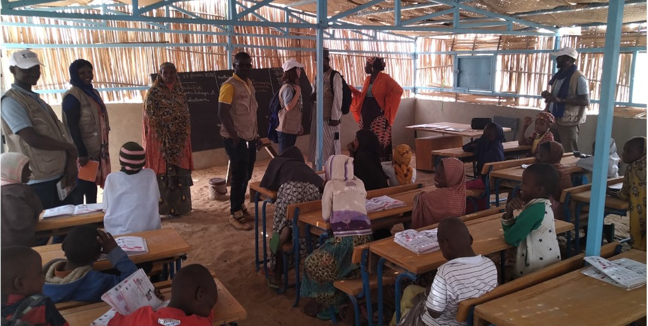 Niger. Quality education for 21,000 children in Diffa
